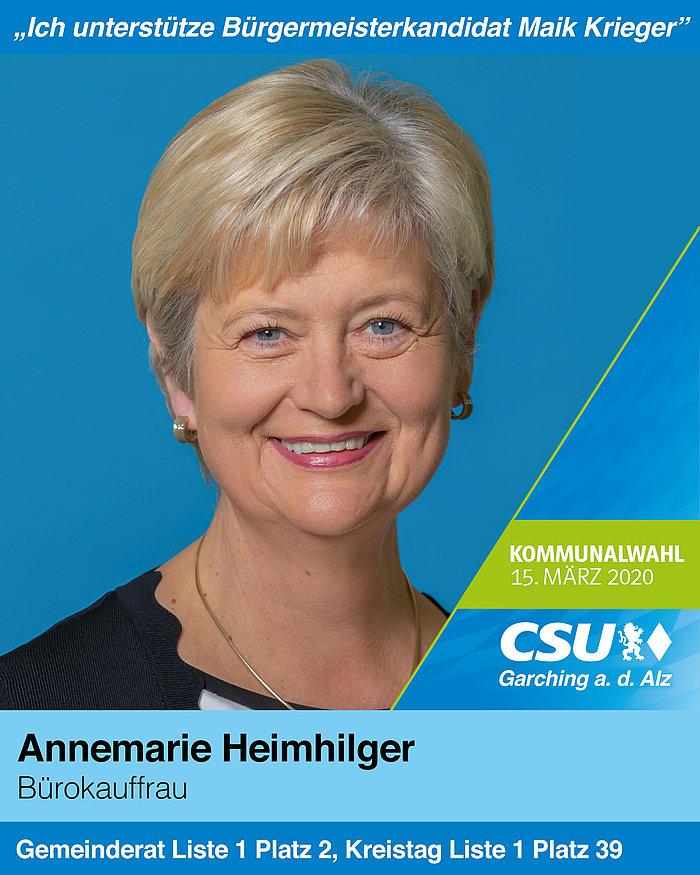 Kandidaten Krieger Maik Burgermeister Garching A D Alz
